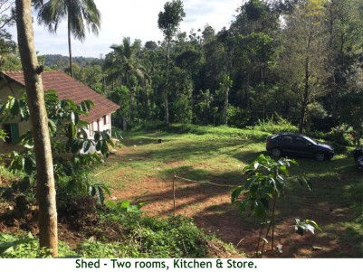 5 ACRES IN FULL OR PART AT CHINGAVALLAM, 5KM FROM AMBALAVAYAL