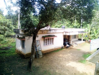 Excellent Riverfront architect-designed Vastu friendly 3 BHK House for sale at Kumanoor, near Pala