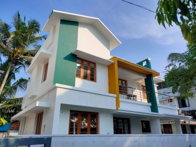3 BHK Independent House for sale at Pipeline Road, Palarivattom, Ernakulam