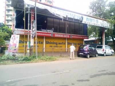 5 Cent 2200 sqft Commercial building for sale near Varissery, Kottayam