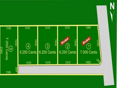 Residential land for sale at Angamaly, Ernakulam