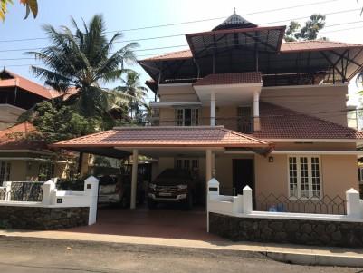 2575 SqFt 3 BHK Villa in 11.5 Cents for sale Near Infopark, Kakkanad, Ernakulam