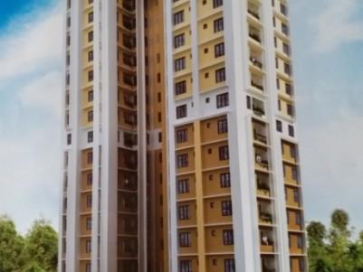 3 BHK 1305 SqFt Flat for sale at Jayaraj Spectrum Kangarapady Town Hall, Kakkanad, Ernakulam