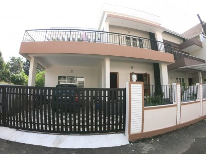 Semi Furnished 3 BHK Villa in 4.5 Cents for sale at Kakkanad, Ernakulam
