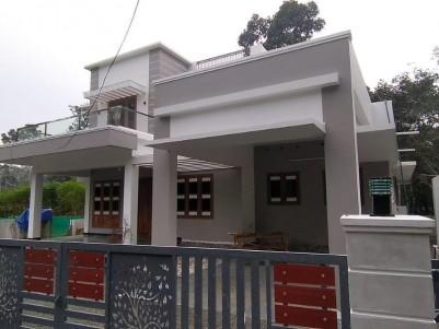 8 Cent with 2000 sqft 4 BHK House for sale Kalikaku, Eattumanoor, Kottayam