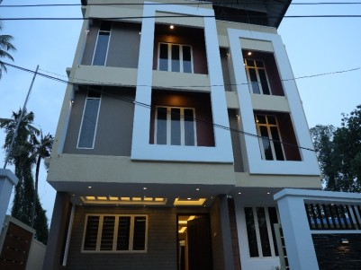 FULLY FURNISHED LUXURY HOME STAY FOR SALE AT ERNAKULAM