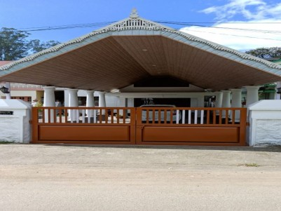 Well Maintained House in a prime location with all amenities for sale at Munnar