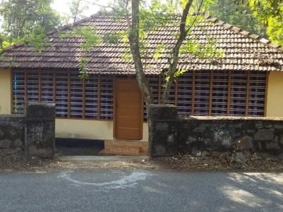 46 Cents with House for sale near Muvattupuzha, Ernakulam