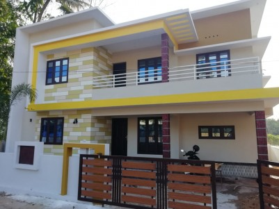 4 BHK Gated Villa in 5.300 Cents for sale at Kizhakkambalam, Ernakulam