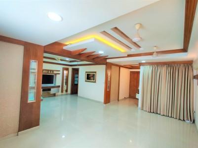 Fully Furnished 3 BHK 1665 SqFt Flat for sale at Kadavanthara, Ernakulam