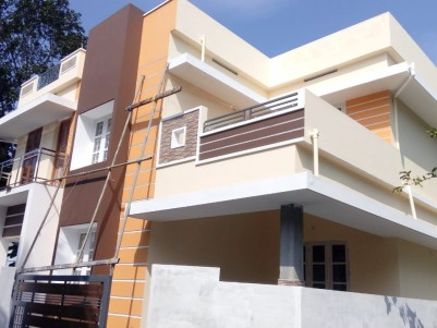 New 3 BHK 1300 Sqft House in 3 Cents for sale at Udayamperoor, Ernakulam