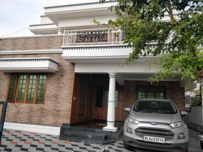 Furnished 4+ BHK Individual Villa for sale at Palachuvadu, Kakkanad, Ernakulam