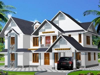 2300 sqft 4 BHK House in 8.25 Cent s for sale at Kodathipady, Ettumanoor, Kottayam