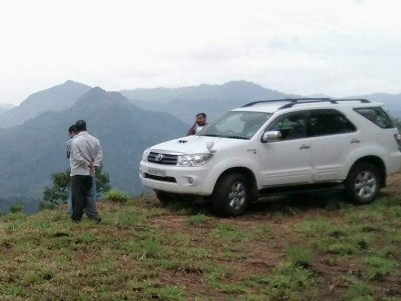 1.15 Acre Land for sale at Kuthupara near Munnar