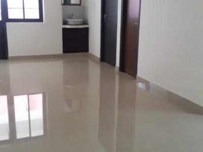 Semi Furnished 1 BHK Flat for sale at Mannanthala, Trivandrum