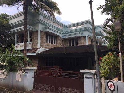 Water frontage Villa for sale in Kakkanad, Ernakulam