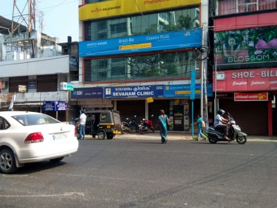 Commercial Space for Rent at Vazhakkala,Kakkanad,Ernakulam