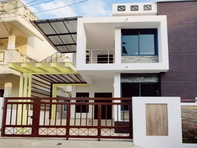 New Semifurnished 3 BHK 1700 sqft House in 3 Cents for sale at Kalamassery, Ernakulam