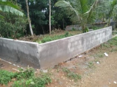 10 Cent Residential plot for sale near Kalluthekkel junction, Kottayam