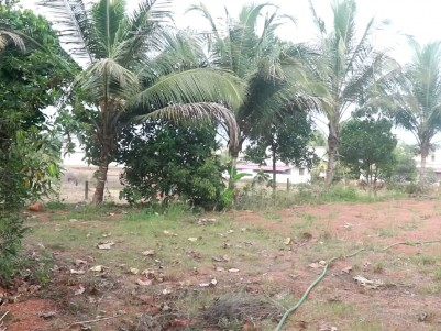 Main road frontage 36 Cents House Plot for Sale in Manippara Town – Kannur District