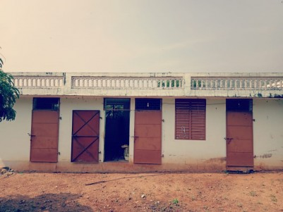 100 Acres Of Land with 2 Concrete House for sale at Thenkasi, Tamil Nadu
