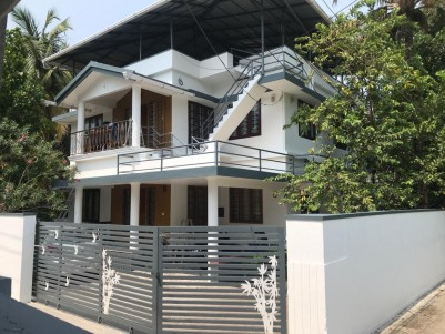 Two Storey House in 8 Cents For Sale at Kunnumpuram,Edapally, Ernakulam