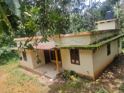 ONE ACRE  AGRICULTURE  LAND WITH A SMALL HOUSE AND HIGH YIELDING  MULTI-CROPS AT MANANTHAVADY,WAYANA