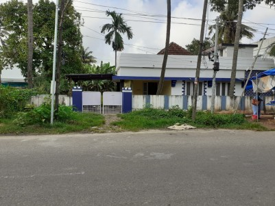 Prime Residential Land with an Old House for Sale at Fort Kochi,Ernakulam