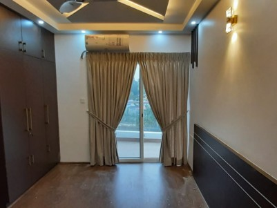 Fully Furnished BRAND NEW 1635 sqft 3 BHK Apartment for sale at Sasthamangalam, Trivandrum