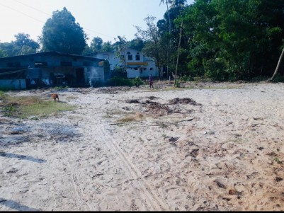 43 Cents Land for sale at  Pathirappally village, Alleppey district