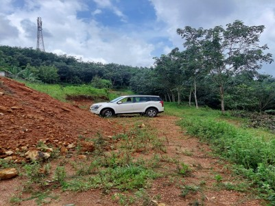 64.25 Cents of land for sale at Pampady, Kottayam