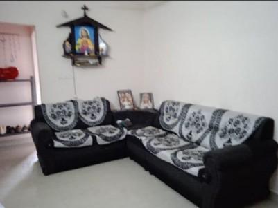 Semi Furnished 2 BHK 960 SqFt Apartment for sale at Changhapuzha park, Ernakulam