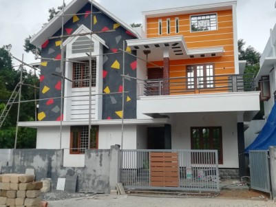 2000 sqft 4 BHK House in 4.100 Cents for sale at Kakkanad Edachira Ernakulam