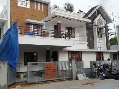 1600 sqft 3 BHK House in 3.25 Cents for sale at Kangarapady Mundampalam Ernakulam