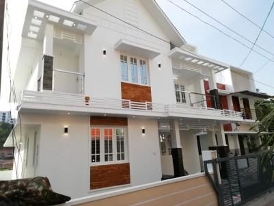 2180 sqft 4 BHK House in 7 Cents for sale at Kizhakkambalam 20/20 panchayath, Ernakulam