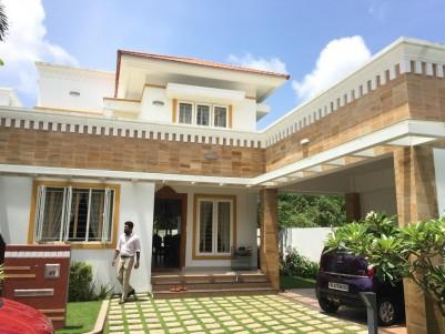 Gated Villa for Sale at Kalamassery, Ernakulam