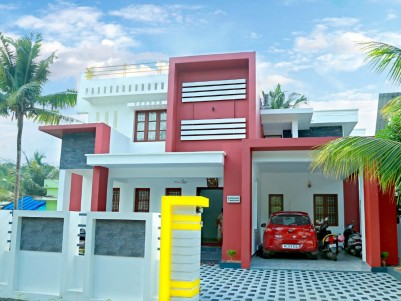 4 BHK 3000 SqFt House in 8.5 Cents for sale at Paravur, Ernakulam