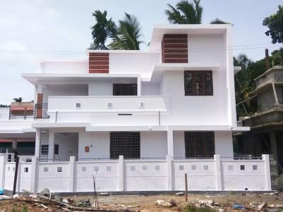 3 BHK 1600 sqft House in 4 Cents for sale at Varapuzha, Neerikood, Ernakulam