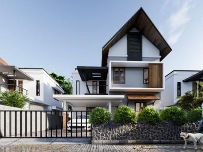 New 3 BHK Villa for sale at Kakkanad, Ernakulam