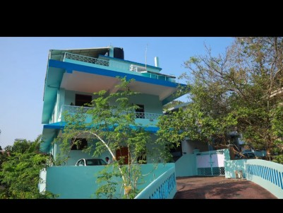 14.5 Cents with 3750 sqft  4 BHK House for sale at Kottayam Town