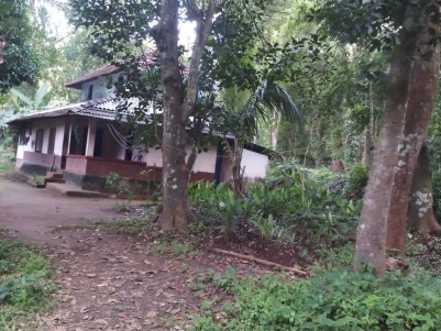 32 Cents with Old House for sale at Chelakkara, Thrissur