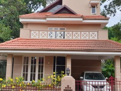 3 BHK Gated Villa for sale at Palachuvadu Jn, Kakkanad, Kochi