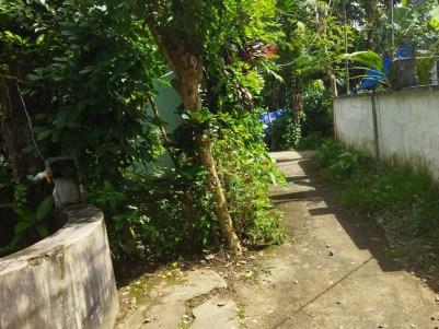 4 Cents with House for sale at Kalady, Ernakulam