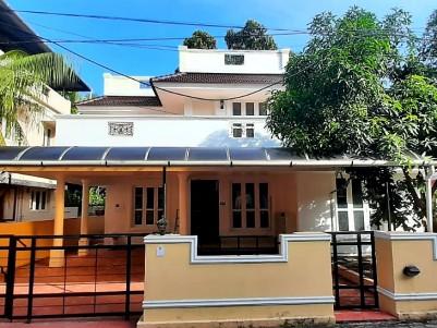 Fully Furnished 4 BHK Villa for sale at South Janatha Road, Thammanam, Kochi