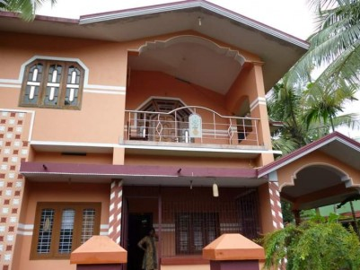11 Cents Plot with 2 Story Building for sale at Cheruvanchery, Kannur