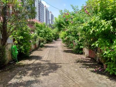4 BHK Gated villa for sale at Palachuvadu, Kochi