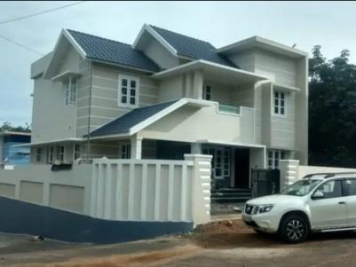 Brand New Semi Furnished 4 BHK House for sale at MULANTHURUTHY, KOCHI