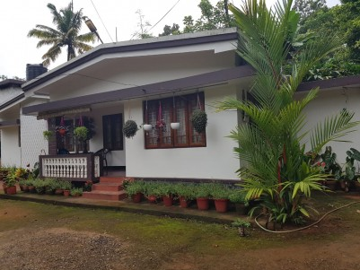 3 BHK House with 1.36 Acres of Land for sale at near Munnar, Idukki