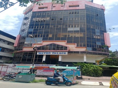 Commercial Flat for sale at Metro Palace, Ernakulam