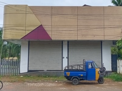 Commercial Building For Sale/ Rent in Chengannur , Alappuzha